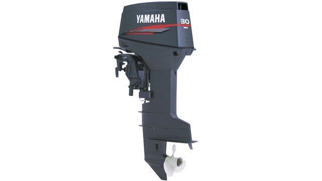 лодочный мотор ямаха 30 двухтактный технические характеристики