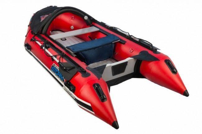 пвх лодки с надувным дном mercury