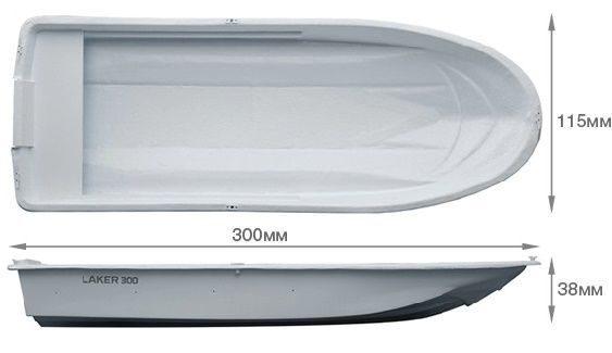 лодка laker т300 купить цена
